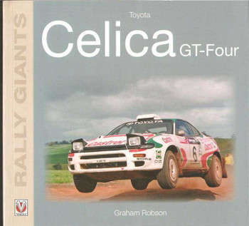 Toyota Celica GT-Four (Rally Giants Series)