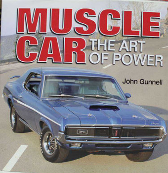 Muscle Car The Art of PowerMuscle Car The Art of Power