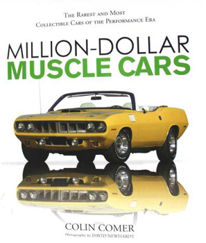 Million-Dollar Muscle Cars: The Rarest And Most Collectible Cars