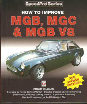 How to Improve MGB, MGC & MGB V8 (2nd Edition)