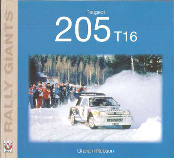 Peugeot 205 T16 (Rally Giants Series)