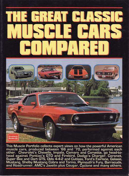 The Great Classic Muscle Cars Compared