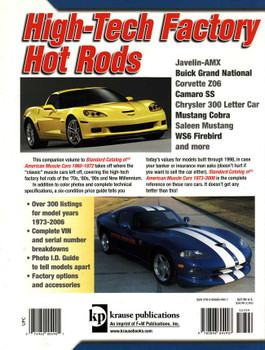 Standard Catalog of American Muscle Cars 1973 - 2006