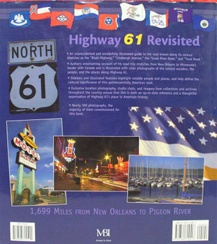 Highway 61 Revisited: 1699 Miles From New Orleans to Pigeon River