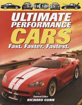 Ultimate Performance Cars: Fast , Faster, Fastest