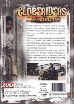 Globeriders: Indochina Expedition DVD