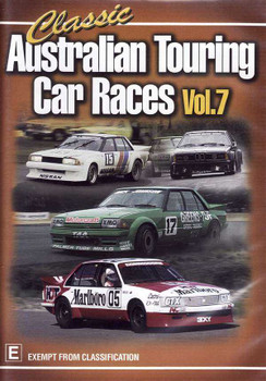 Classic Australian Touring Car Races Vol.7 DVD