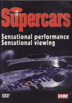 Supercars: Sensational Performance, Sensational Viewing