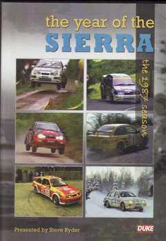 The Year of the Sierra DVD