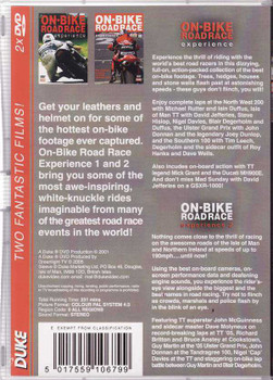 On-Bike Road Race Experience (2 DVDs)