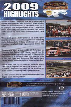 V8 Supercars Championship Series: 2009 Highlights DVD