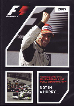 Formula One 2009: Not in Hurry... DVD