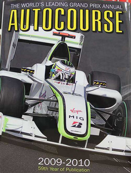 Autocourse 2009 - 2010 (59th Year Of Publication): Grand Prix Annual
