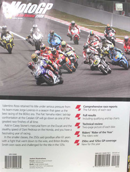 MotoGP Season Review 2009
