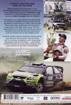 FIA World Rally Championship 2009: The Official Season Review DVD