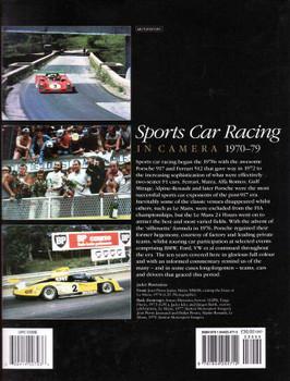 Sports Car Racing In Camera 1970 - 1979