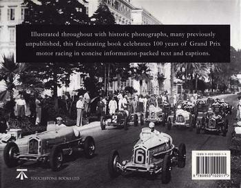 100 Years Of Grand Prix: Celebrating A Century Of Grand Prix Racing 1906 - 2006