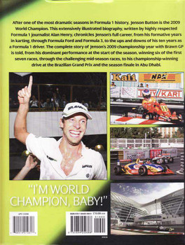 Jenson Button: A World Champion's Story