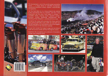 A History Of The Summernats (Hard Cover Book)