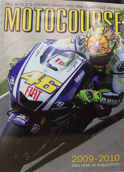 Motocourse 2009 - 2010 (34th Year Of Publication): Grand Prix, Superbike Annual