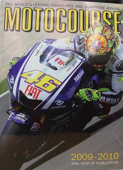 Motocourse 2009 - 2010 (34th Year Of Publication): Grand Prix, Superbike Annual