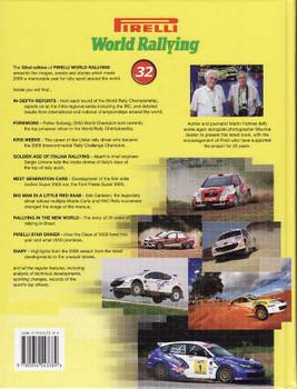 Pirelli World Rallying 2009 - 2010 (No 32)