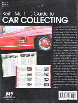 Keith Martin's Guide To Car Collecting (2nd Edition)