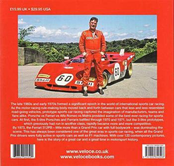Ferrari 312P and 312PB: WSC Giants