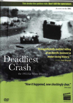 Deadliest Crash: The 1955 Le Mans Disaster DVD