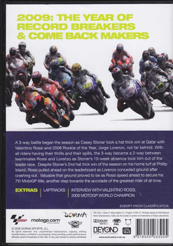 MotoGP 2009: Season Review DVD
