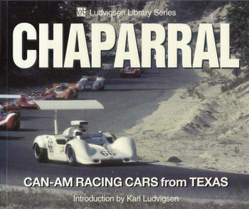Chaparral: Can-Am Racing Cars from Texas