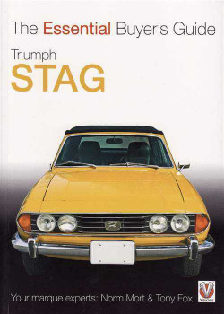 Triumph Stag: The Essential Buyer's Guide