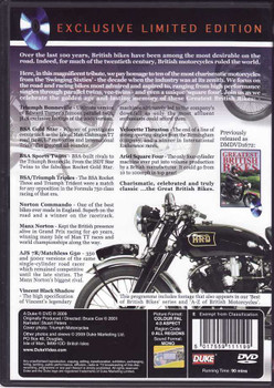 Great British Bikes DVD