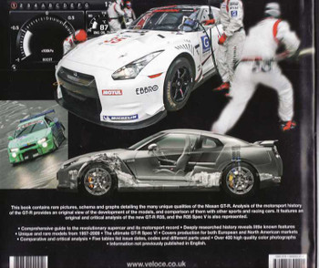 Nissan GT-R Supercar: Born To Race