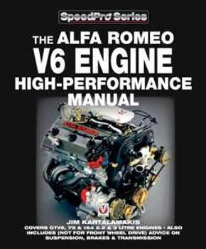 The Alfa Romeo V6 Engine High-performance Manual