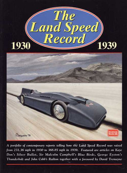 The Land Speed Record 1930 - 1939