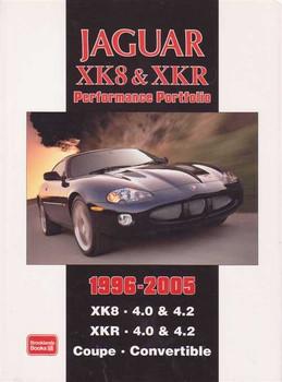 Jaguar XK8 and XKR 4.0L, 4.2L 1996 - 2005 Performance Portfolio
