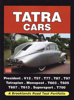 Tatra Cars: A Brooklands Road Test Portfolio