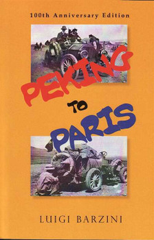 Peking to Paris Anniversary Edition