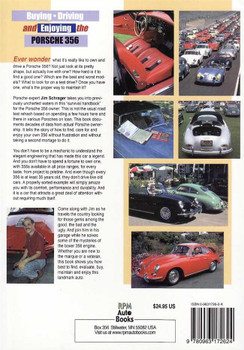 Porsche 356: Buying, Driving and Enjoying