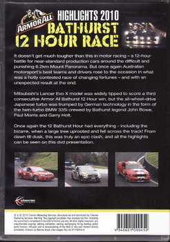 Highlights 2010 Bathurst 12 Hour Race DVD