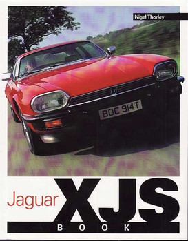 Jaguar XJS Book