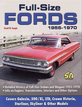 Full-Size Fords 1955 - 1970