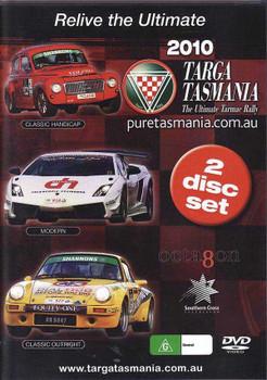 Targa Tasmania 2010 (2 DVD Set)