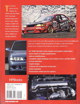 How to Build Performance Nissan Sport Compacts 1991 - 2006