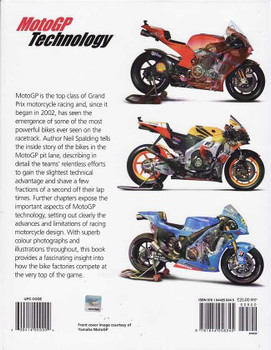 MotoGP Technology (Second Edition)