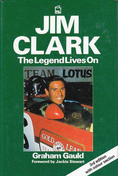 Jim Clark: The Legends Lives On