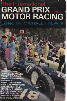 The International Grand Prix Book Of Motor Racing