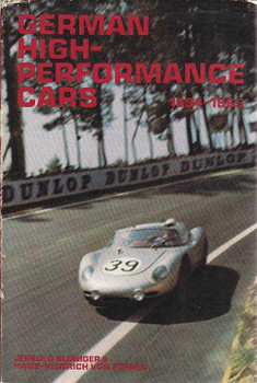 German High-Performance Cars 1984 - 1965