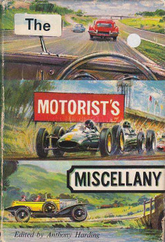 The Motorist's Miscellany (Signed by Anthony Harding)